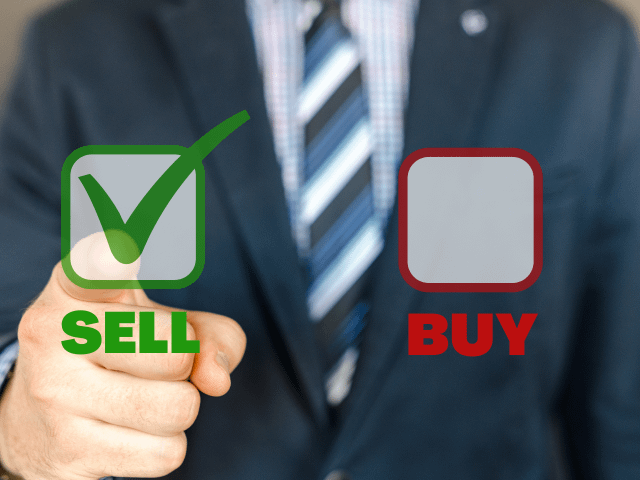 reasons to sell